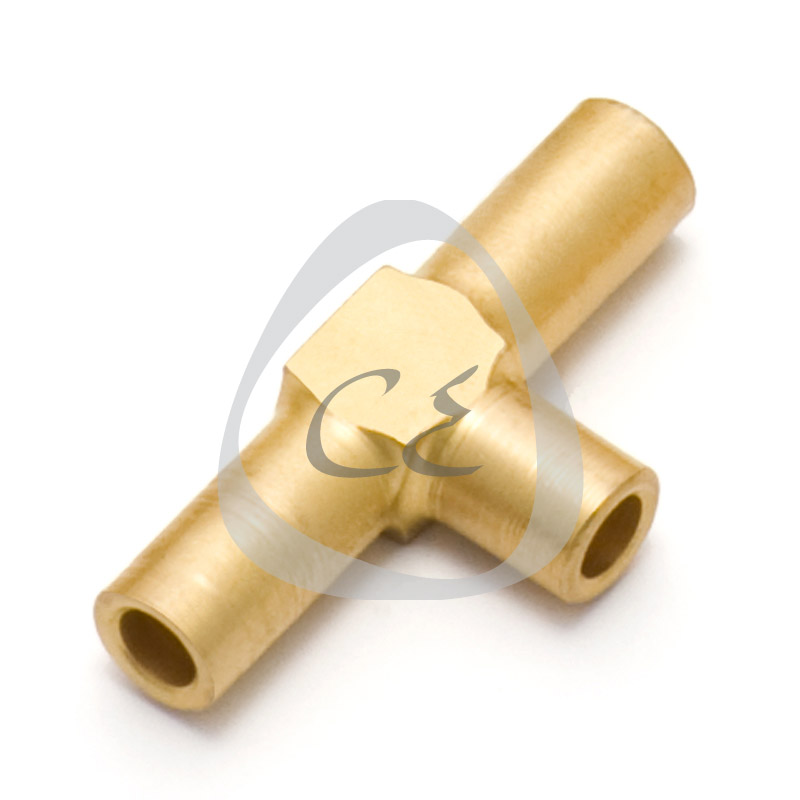 Brass T Joint, Brass Connector Elbow, Brass Fitting, Brass Joint, Brass Pipe Joint, Brass Pipe Fitting, Brass Hose Connection