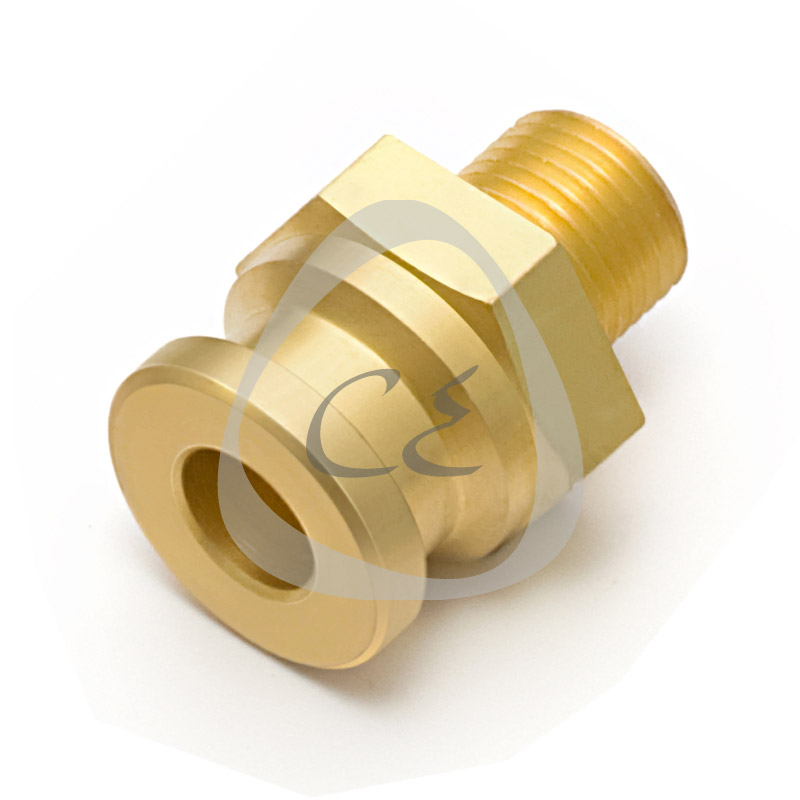 Brass Adaptor, Adaptor M 12, Brass Connector