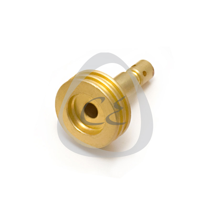 Brass Gas Output Body Plunger, Plunger, Gas output body Plunger